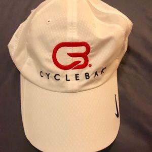 NWT cyclebar nike hat